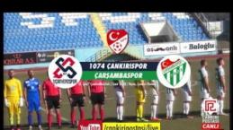 1074 Çankırıspor- Çarşambaspor   FULL