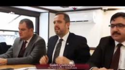 Çivitcioğlu'ndan 2019'un Son Basın Toplantısı