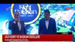 Mehmed Öztürk'ün 'Dibek Çayırı Rekreasyon Alanı Projesi' ödüle layık görüldü!