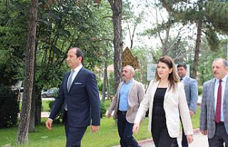 """MHP Adayı Şekerci """"MHP'ye teveccüh arttı"""""""