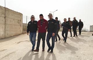 Çankırı'da Gözaltına Alınan 6 Deaş'lı...