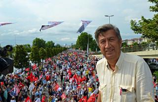Çerkeşli siyasetçi, Kadıköy belediyesine talip...