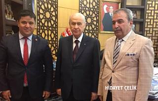 Çankırı'da Seçim Kurulu, MHP'li Çelik'in...