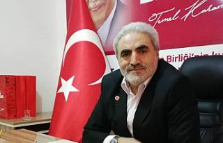 Saadet İl Başkanı Ömer Uzun'dan vekil Çivitcioğlu'na...