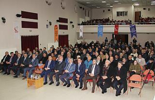 Saadet Partisi Çankırı adaylarını tanıttı!