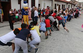 Çankırı'nın mahallelerinde şenlik var!