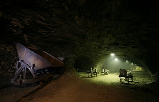 Tuz Mağarasının Turizme Açılması İçin Etkin...