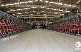 Granitte Dünya'nın en büyük fabrikası 1 yıldır...