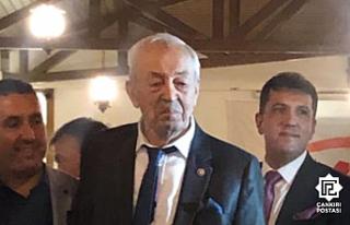 Çankırı Eksi Milletvekili vefat etti!
