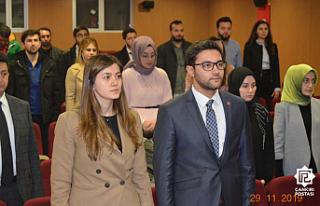 Genç Avukatlar Meclisi Başkanlık Seçimi Yapıldı