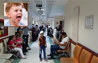 Çankırı Devlet Hastanesinde Bademcik ameliyatı...