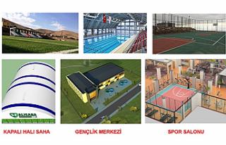 Çankırı'ya 48 milyon liralık spor yatırımları!