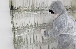 Karabük Belediyesi 350 Bin Maske Üretti