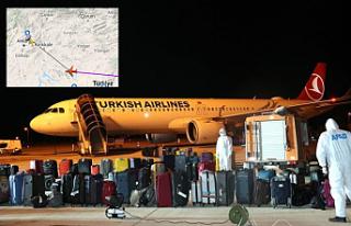 Katar'dan getirilen kafile Çankırı'da karantinaya...