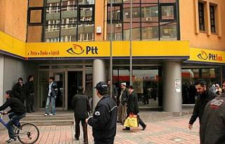 PTT şubelerini geçici olarak kapattı
