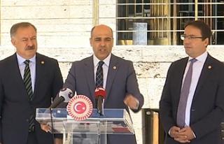 Çankırı Devlet Hastanesindeki vesayet düzeni meclise...