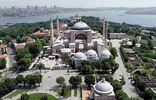 Cumhurbaşkanı Erdoğan, Ayasofya kararını imzaladı