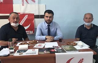 Müjdeci 1074 Çankırıspor'a yapılan haksızlığı...