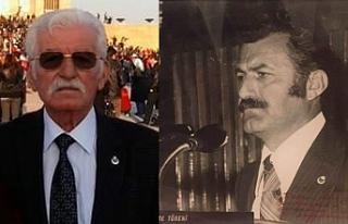 Çankırı eski Milletvekili Nuri Çelik Yazıcıoğlu...