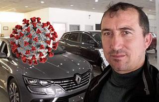 42 yaşındaki işçi koronavirüse yenik düştü!