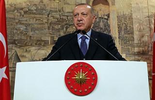 Cumhurbaşkanı Erdoğan, eğitimde ÇAKÜ Modelini...