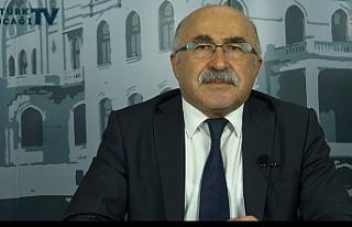 Türk Ocakları Başkanı Öz'den Azerbaycan'a...