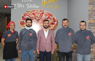 Dereli Grup, Pasaport Pizza Çankırı şubesini bünyesine...