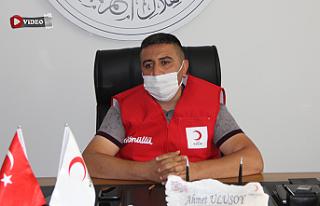 Ulusoy: Plazma tedavisi Türk Kızılay tarafından...