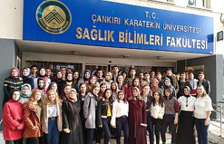 ÇAKÜ, Türkiye'de en fazla programı olan Sağlık...