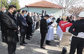 TBMM Başkanı Şentop'un Koruma Polisi Çerkeş'te...