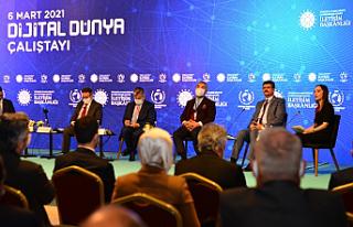 Anadolu ve Ulusal Basın Dijital Dünya Çalıştayı'nda...