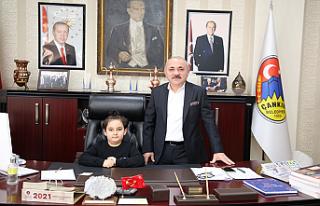Çankırı Belediye Başkanı Esen, koltuğunu Ali...