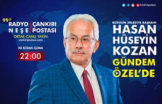 Korgun Belediye Başkanı Hasan Hüseyin Kozan, Gündem...
