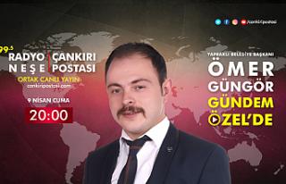 Yapraklı Belediye Başkanı Ömer Güngör, Gündem...