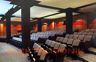 Ilgaz'da çok amaçlı konferans salonunun yapımına...