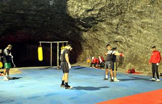 Tuz mağarasında sportif performans raporu uluslar...