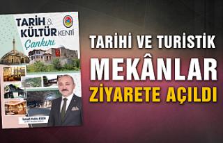 Çankırı Belediyesi Tarihi ve Turistik Mekânları...
