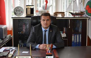 Eldivan Belediye Başkanı Mustafa Lafcı'nın bayramı...