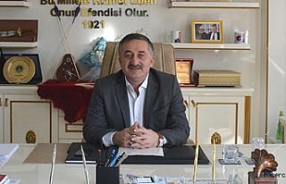 Ilgaz Belediye Başkanı Mehmed Öztürk'ten bayramı...