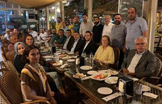 Ali Babacan'dan Çankırı teşkilatına sürpriz...