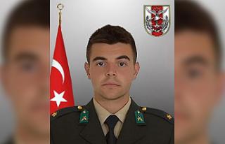 Çankırılı teğmen İsmail Can Softa şehit oldu!
