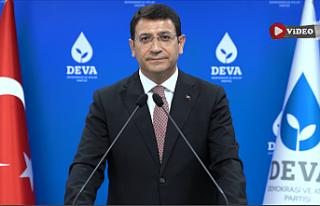 DEVA Partisi Sözcüsü İdris Şahin: Sosyal medyayı...