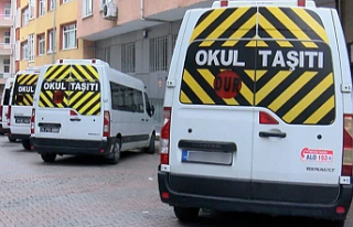 Çankırı'da öğrenci servis ücretleri belli...