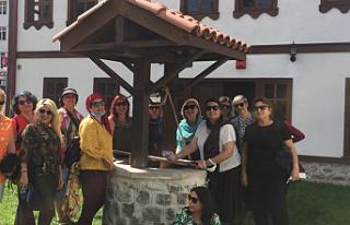Çerkeş kapılarını kültür turizmine açtı!