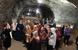 Çankırı'da Kent gezileri  başladı