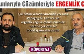 Ali Çankırılı ile ergenlik çağı röportajımız!