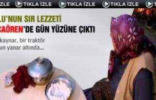 Anadolu'nun Sır Lezzeti Sakarcaören'de Gün...