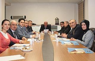 Çankırı Kent Konseyi İlk Toplantısını Yaptı