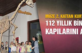 Çankırı Müzesi kapılarını ziyaretçilerine...