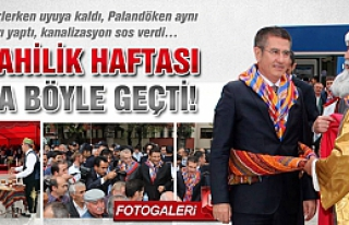 Çankırı'da bir ahilik haftası daha böyle geçti!